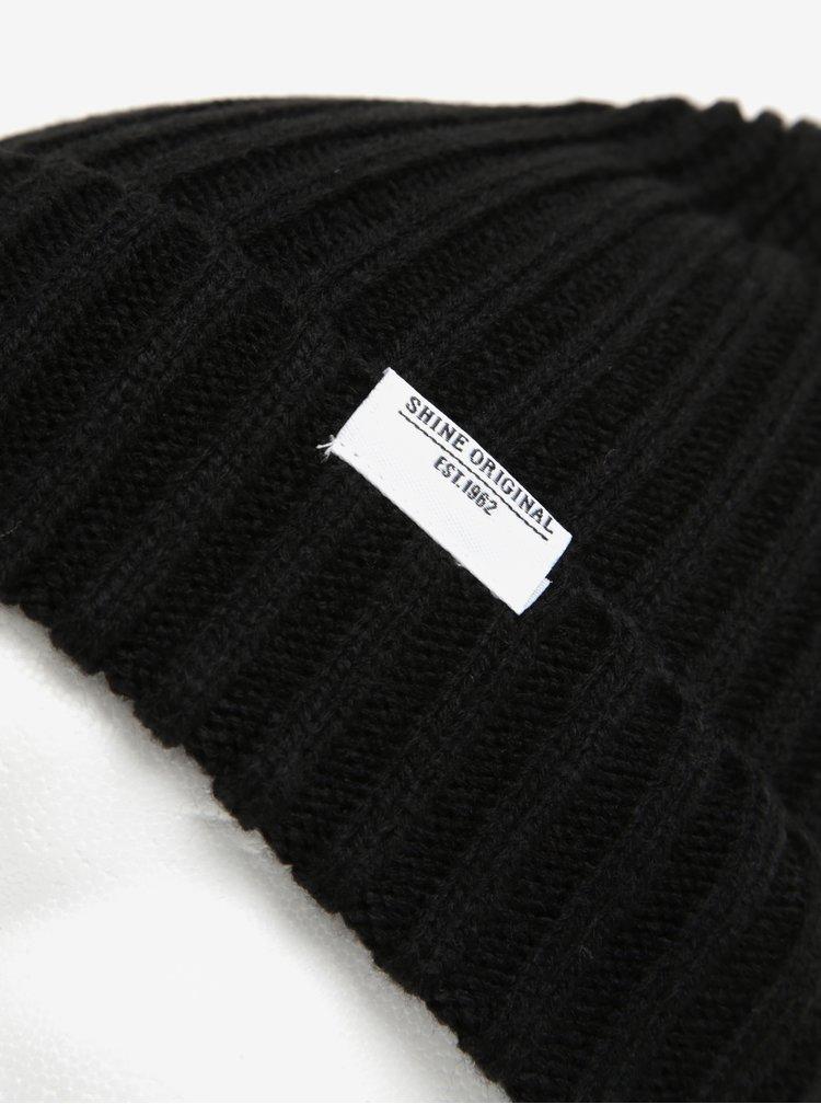 Caciula neagra - Shine Original