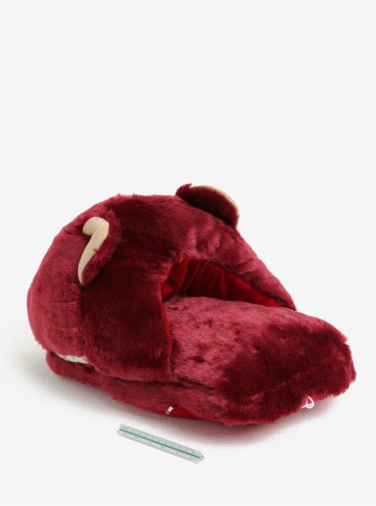 Vínová masážna papuča Something Special