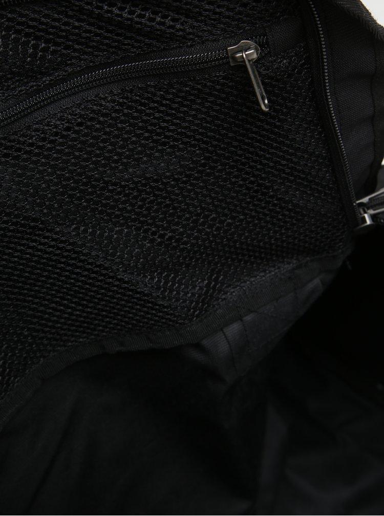 Geanta sport neagra cu bareta pentru skateboard - VANS Grind Skate 34 l