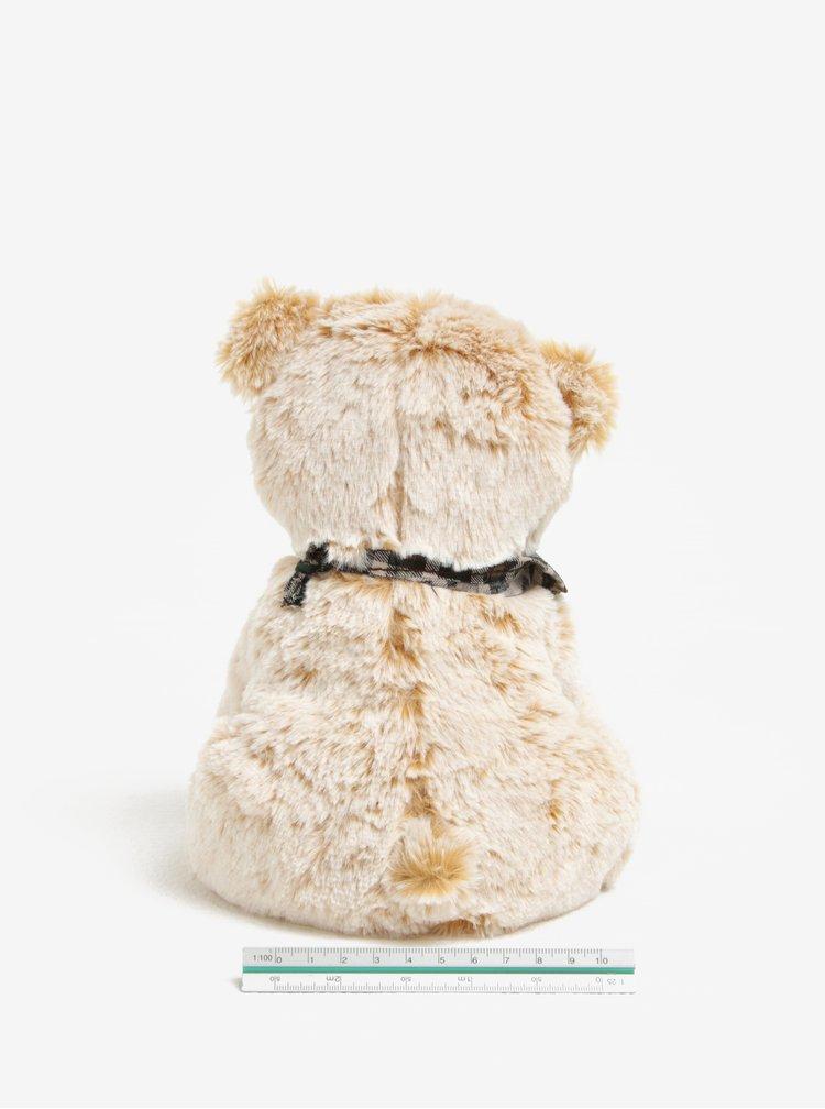 Ursulet de plus de incalzit la microunde cu miros de vanilie maro Something Special