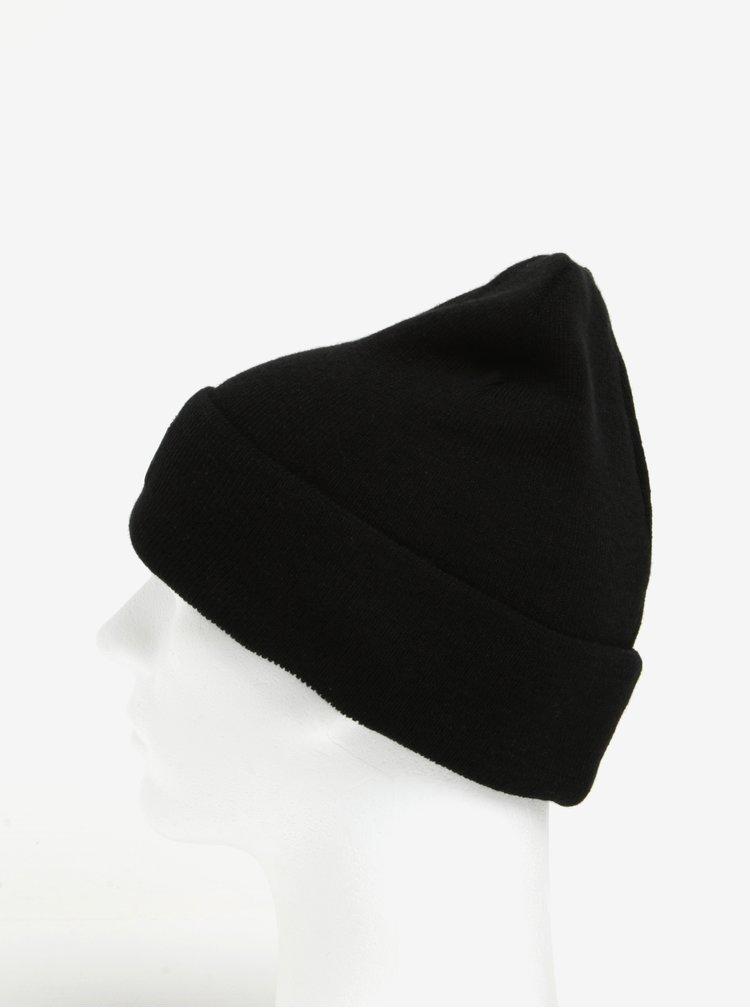 Caciula neagra de iarna pentru barbati - MEATFLY Brady 2 Beanie