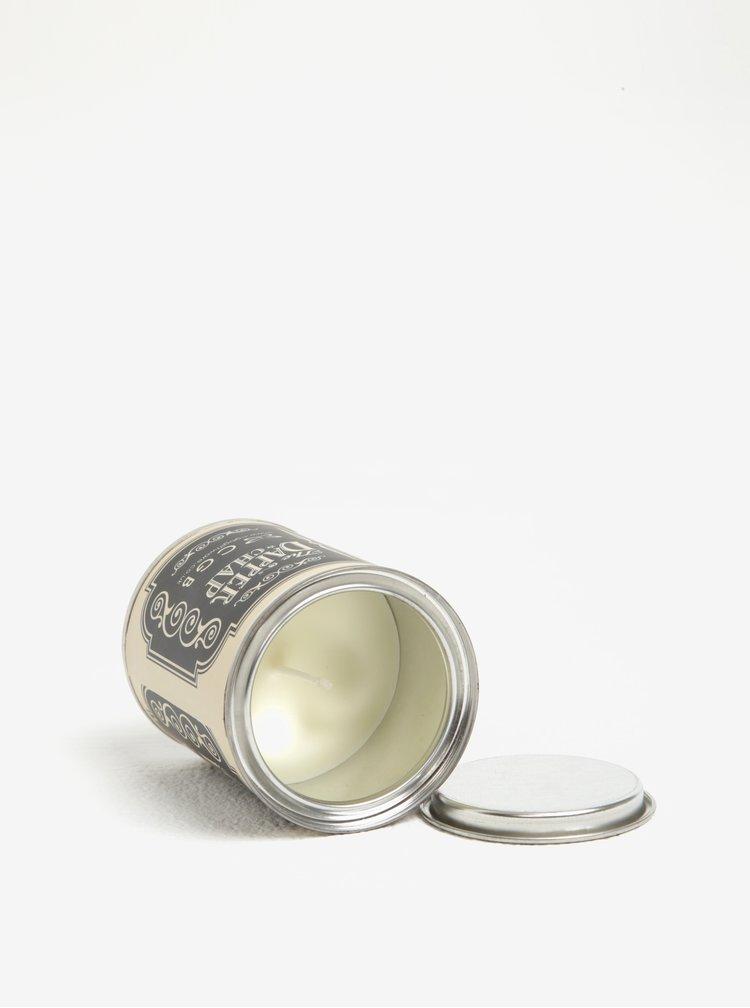 Lumanare parfumata in cutie de metal cu print - CGB Merlot
