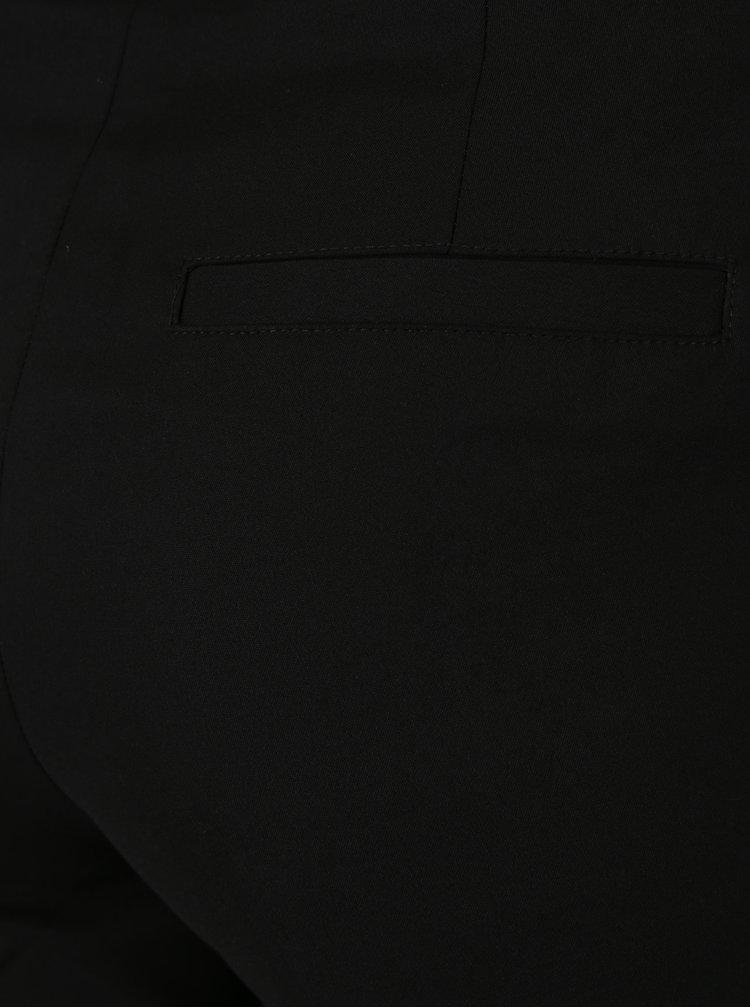 Černé kalhoty VERO MODA Pitollo