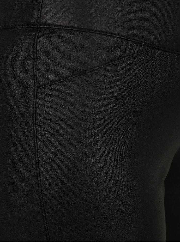 Černé super slim fit kalhoty VERO MODA Supreme