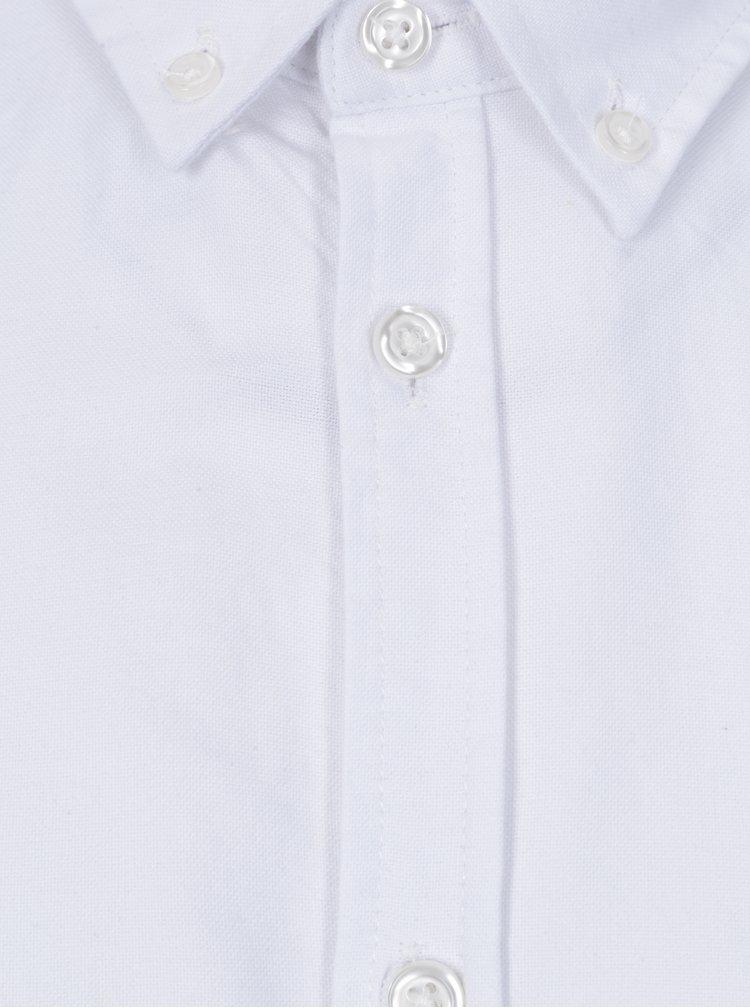 Bílá košile SUIT Oxford