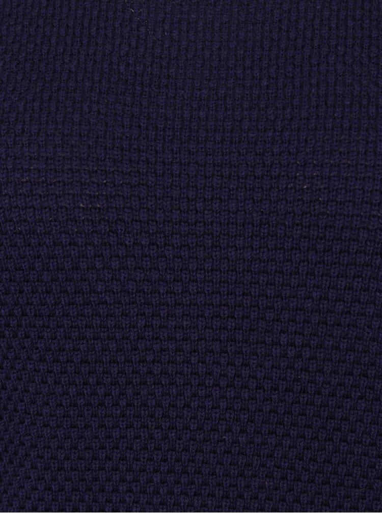 Tmavě modrý svetr VILA Chassa