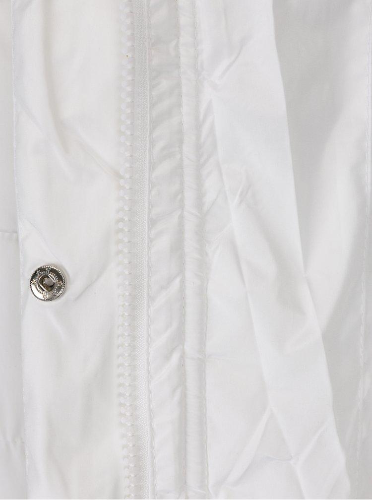 Bílá prošívaná bunda Haily´s Valerie