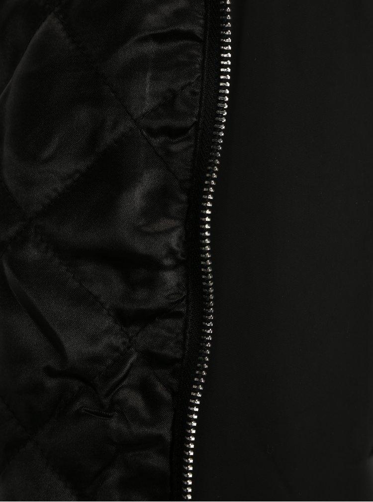 Černý bomber Haily´s Vicky