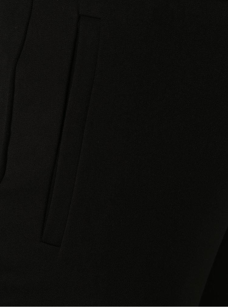 Černé kalhoty ONLY Marlena