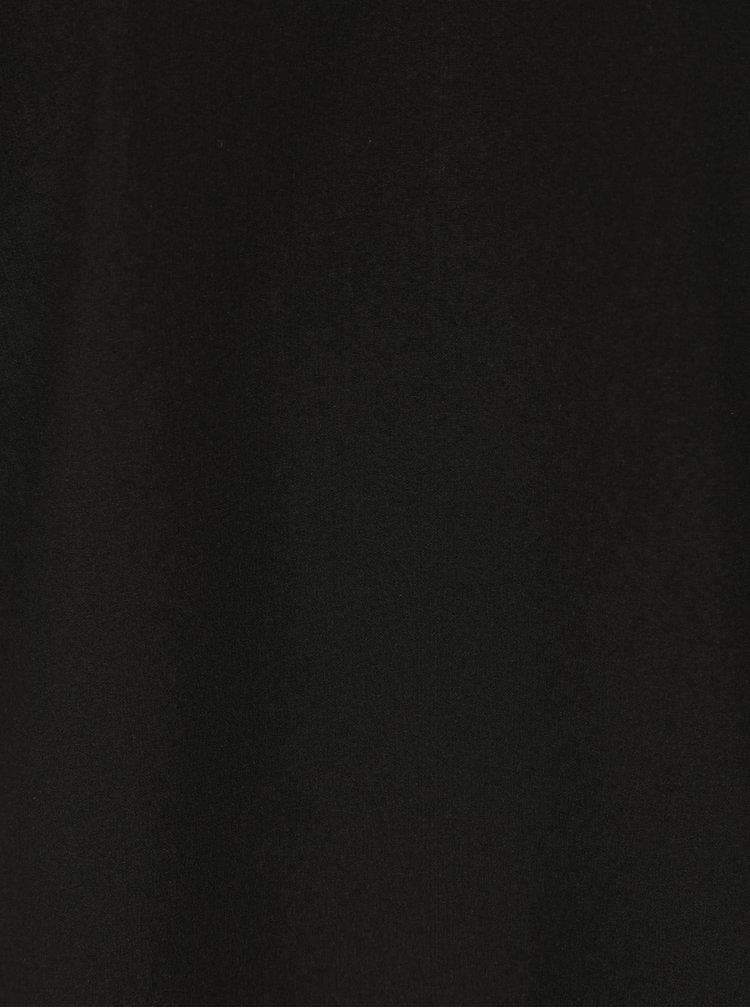 Černá halenka s odhalenými rameny Noisy May Jenny