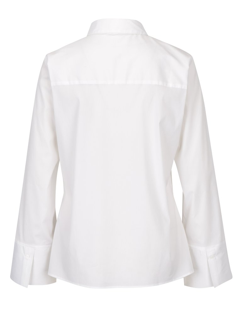 Krémová volná košile Selected Femme Melanie