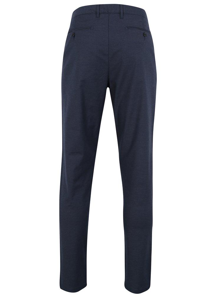 Pantaloni bleumarin chino slim fit Burton Menswear London