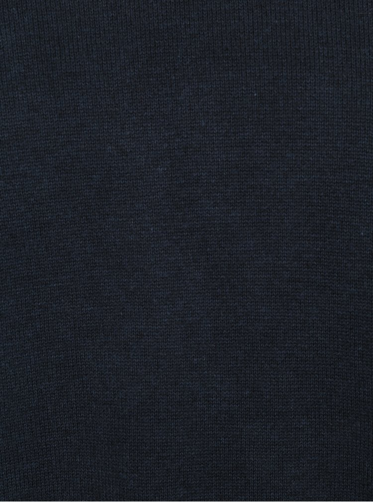 Pulover bleumarin cu anchior pentru barbati - s.Oliver