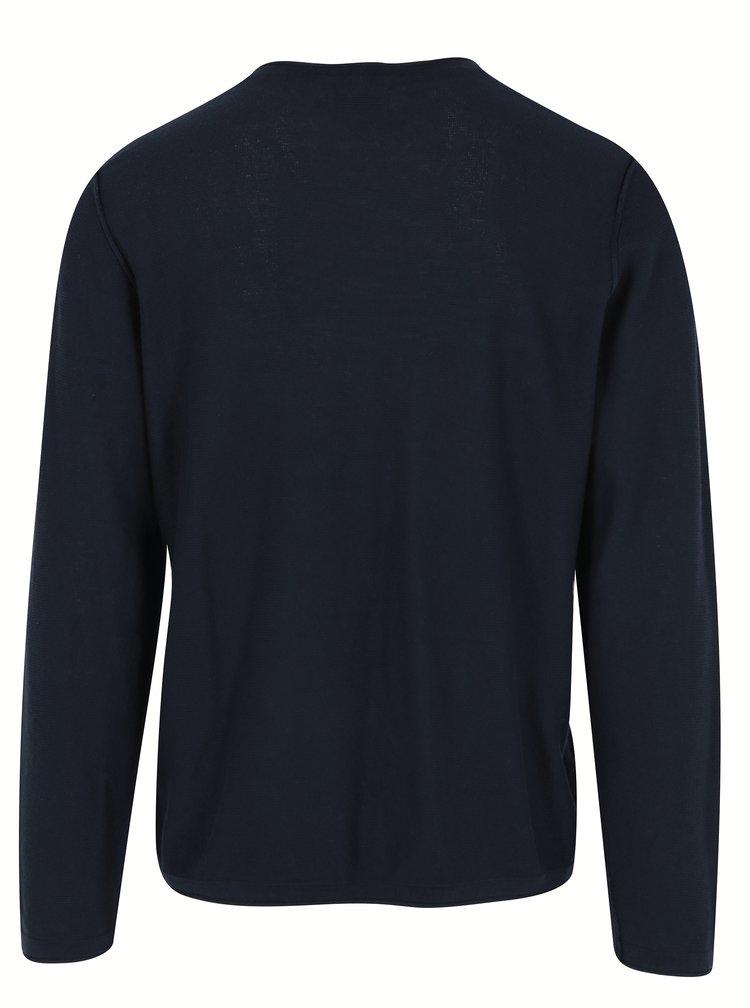 Tmavě modrý svetr Jack & Jones Originals Rick