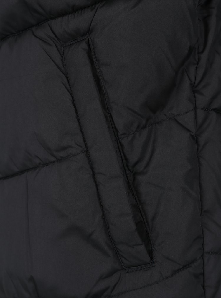 Černá prošívaná bunda Jack & Jones Originals Landing