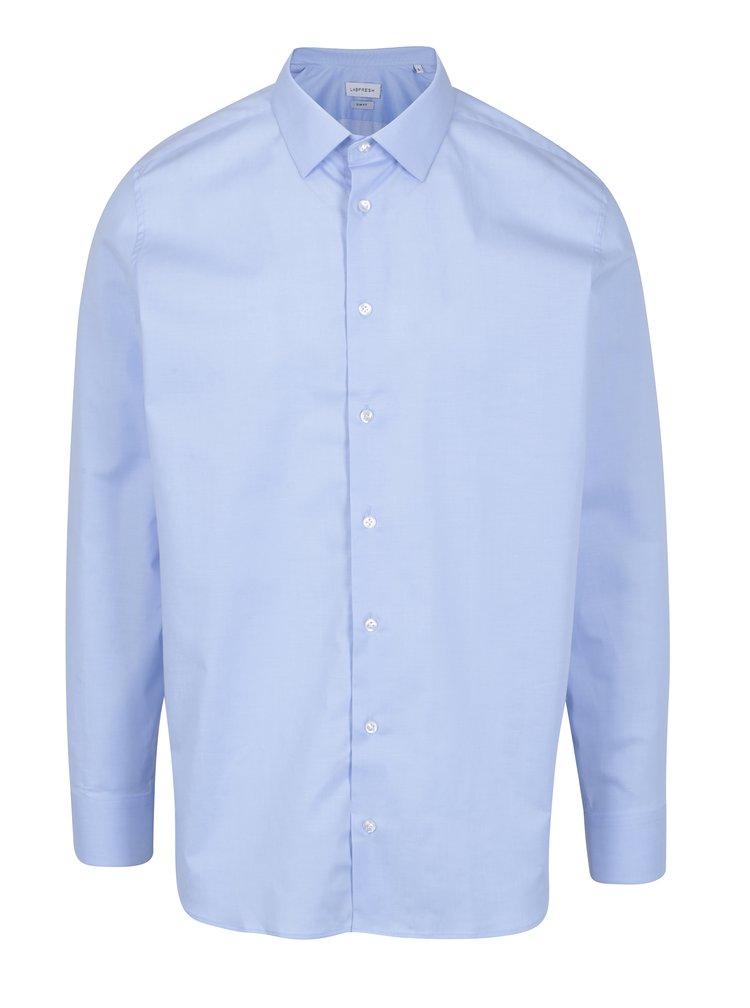 Camasa bleu regular fit pentru barbati - LABFRESH