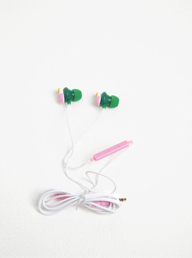 Casti audio in-ear cu microfon -  ban.dō Chill pill
