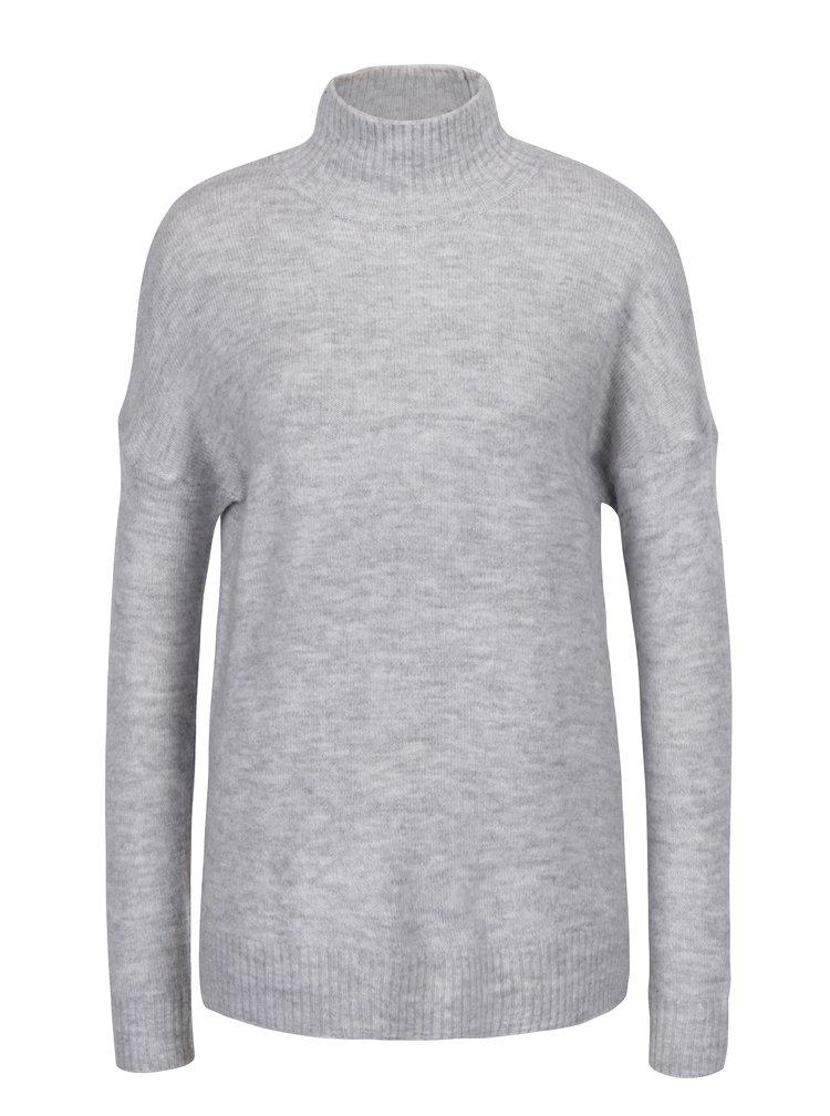 Světle šedý svetr Haily´s Jessica
