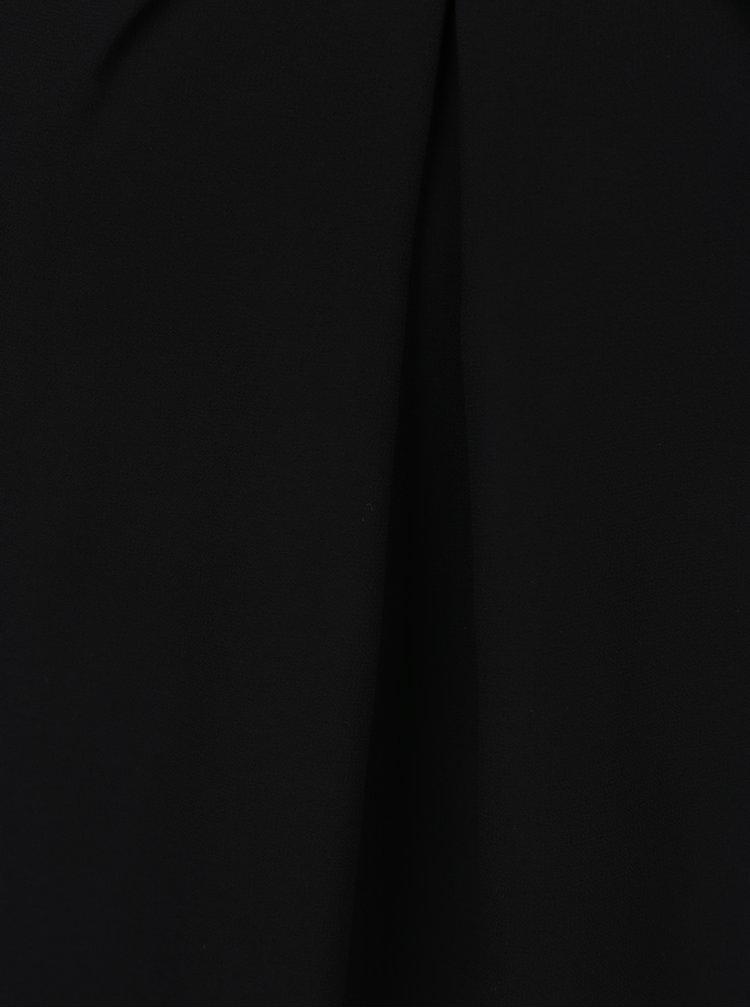 Černá halenka bez rukávu Haily´s Elena