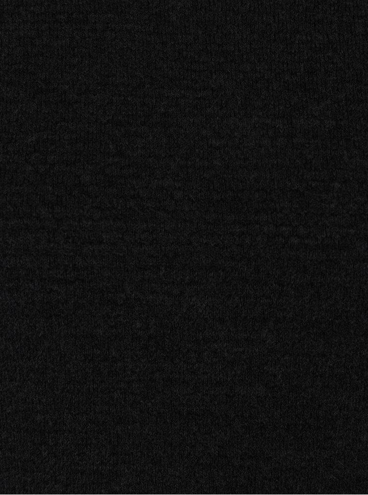 Černý lehký svetr Jacqueline de Yong Friends