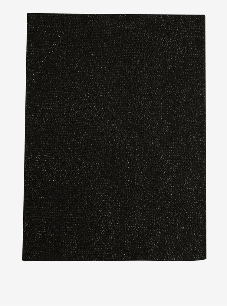 Sada tří utěrek v krémové a černé barvě Cooksmart