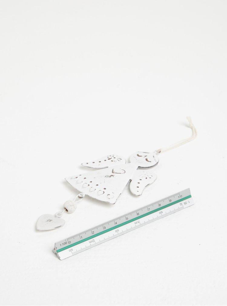 Decoratiune pentru Craciun in forma de inger - Sass & Belle