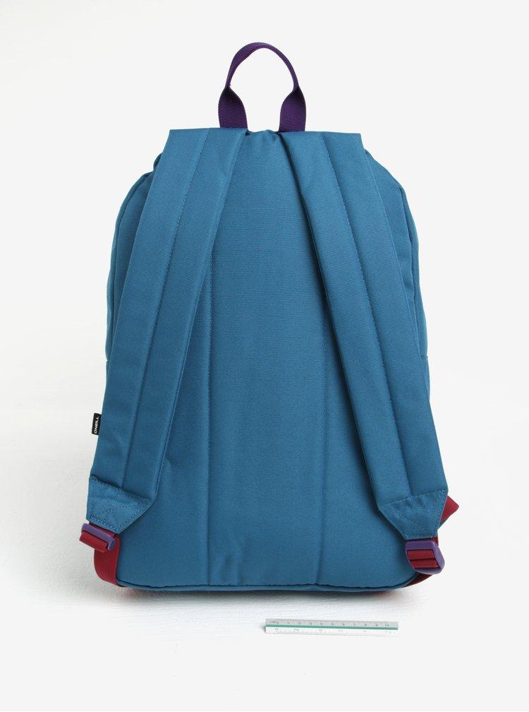 Modrý batoh s přední kapsou O'Neill 20 l