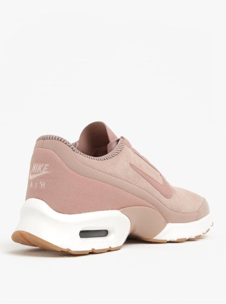Starorůžové dámské tenisky Nike Air Max Jewell SE