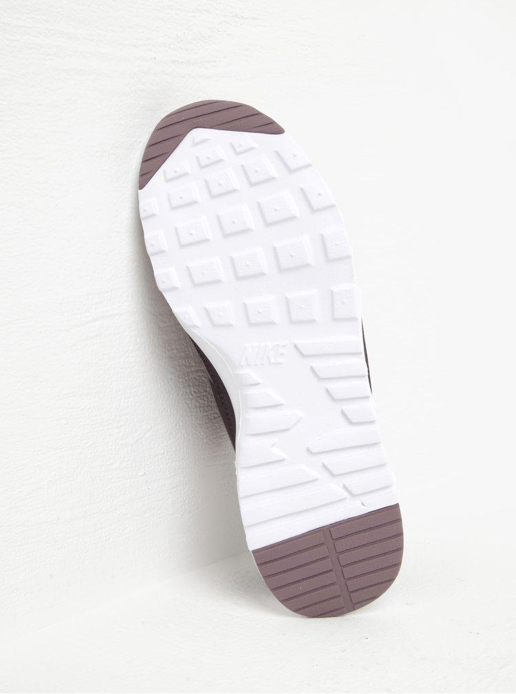 Fialové dámské tenisky Nike Air Max Thea