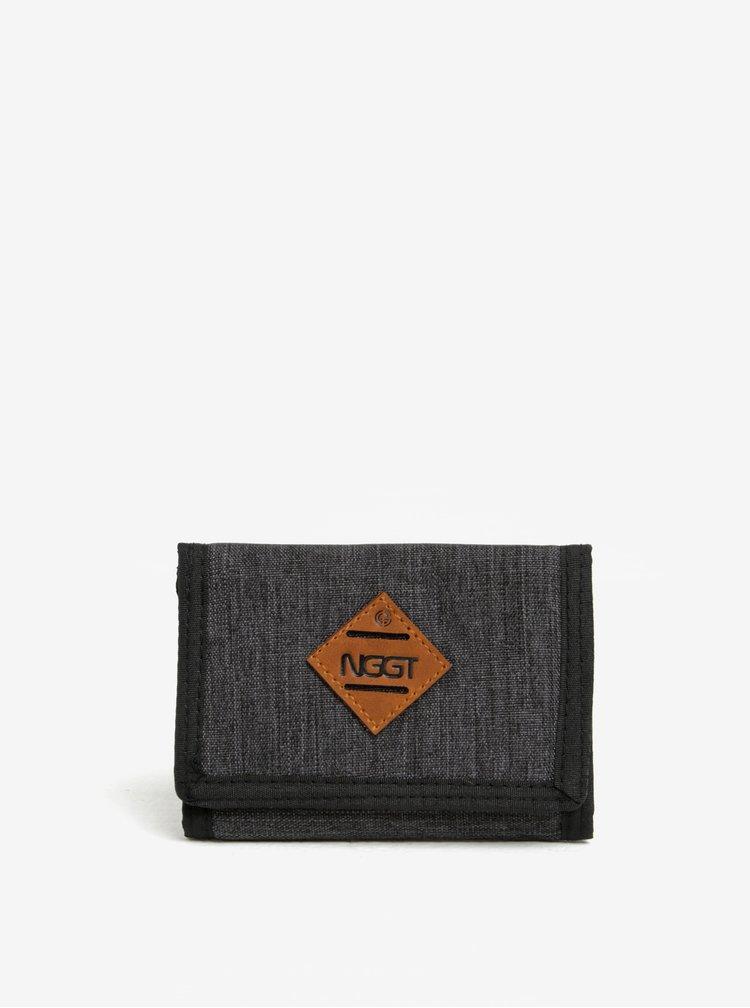 Sivá pánska peňaženka NUGGET Renegade