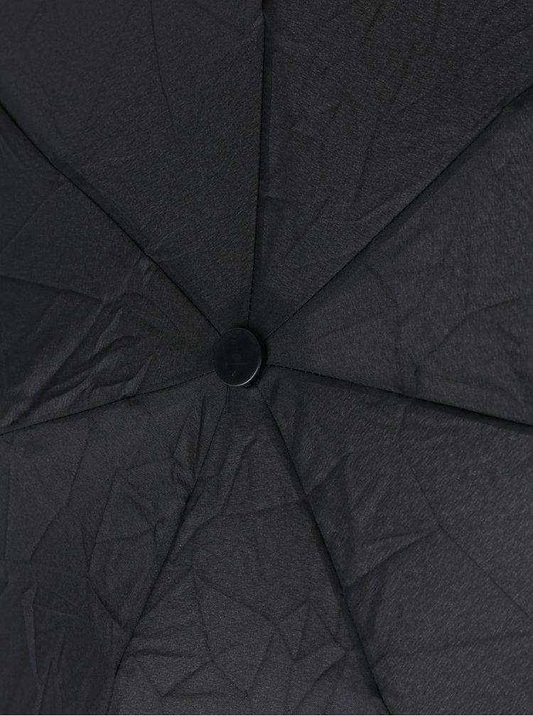 Černý skládací deštník Derby