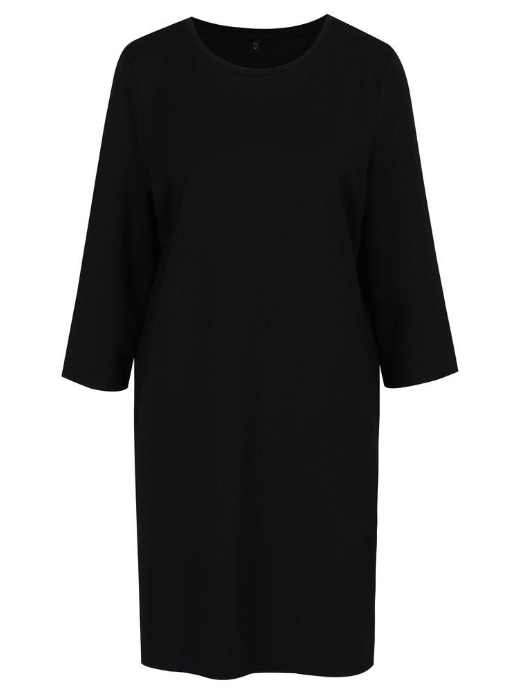 Černé mikinové šaty ONLY Nadia