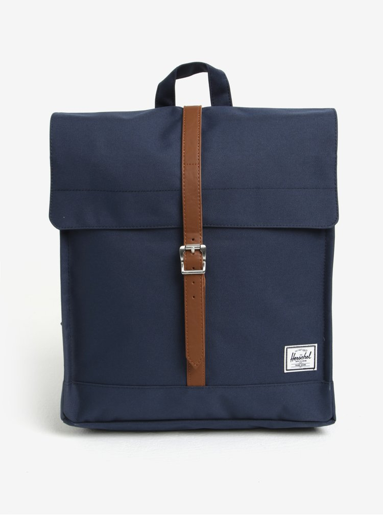 Tmavě modrý batoh Herschel 10,5 l