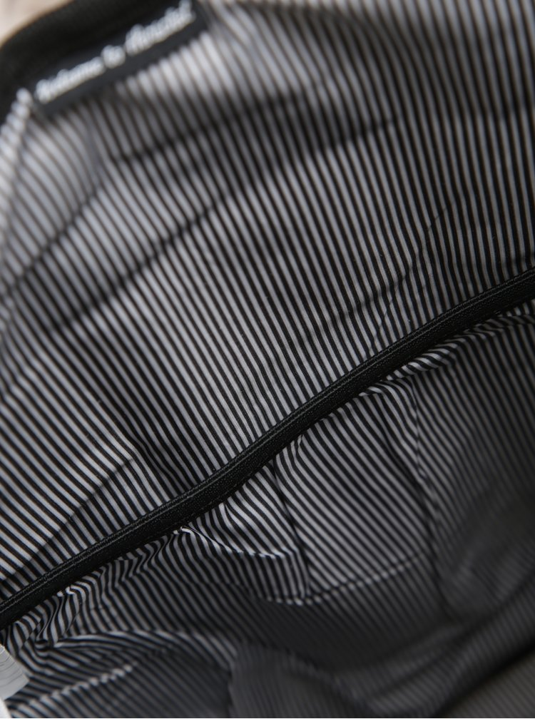 Rucsac crem cu print camuflaj Herschel Dawson