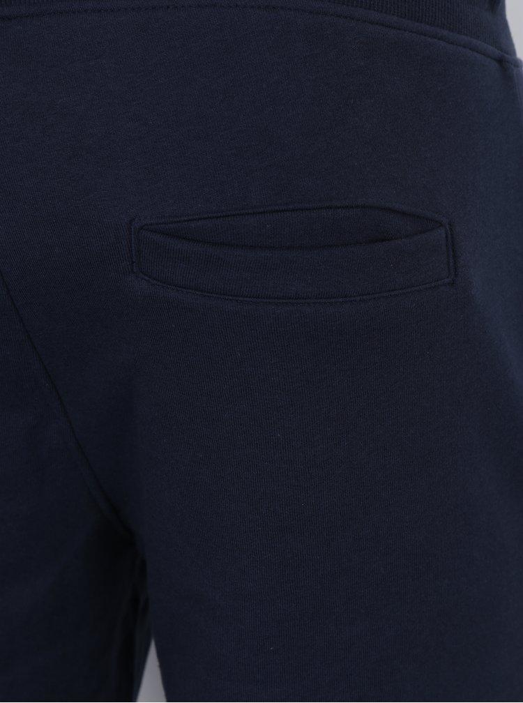 Tmavě modré tepláky Jack & Jones Originals Softneo