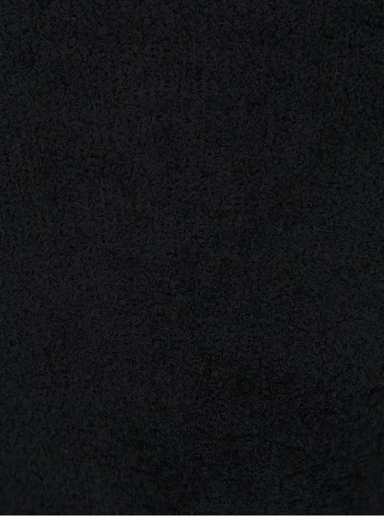 Černé svetrové bolerko TALLY WEiJL