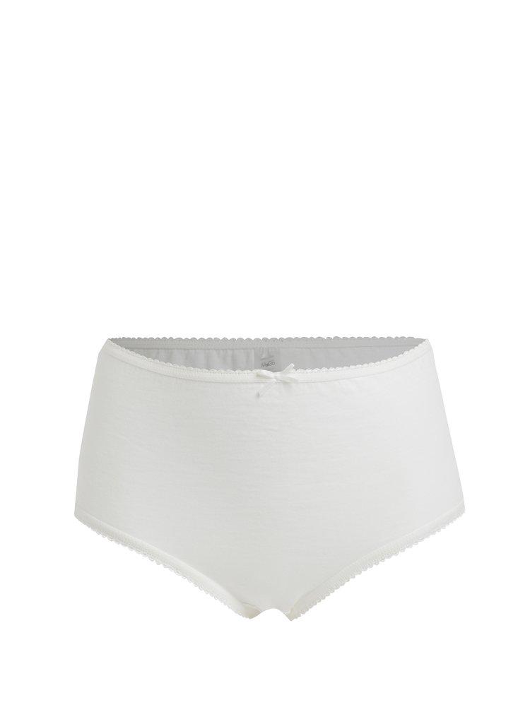 Sada pěti kalhotek v černé, růžové a bílé barvě M&Co