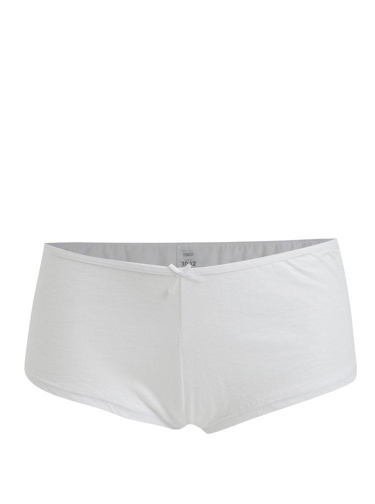 Set de 5 perechi de boxeri bleumarin&alb cu print stele si luna M&Co