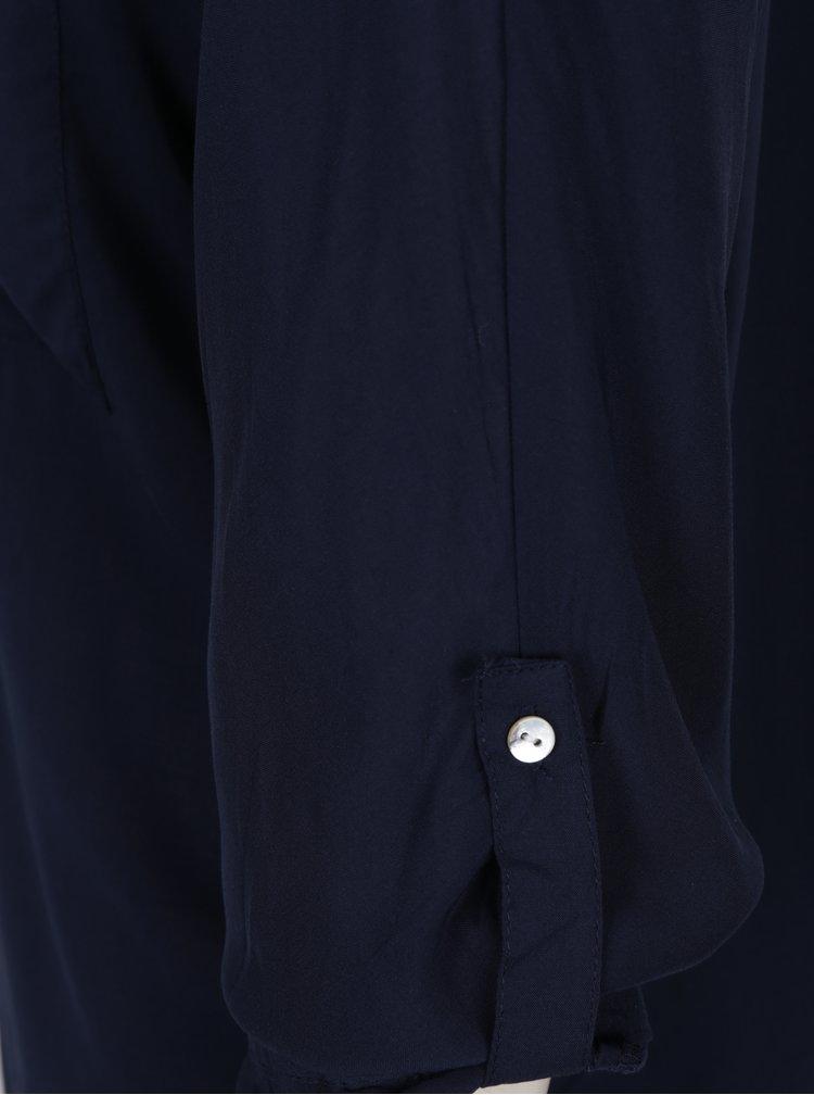 Tmavě modrá halenka Haily´s Florie