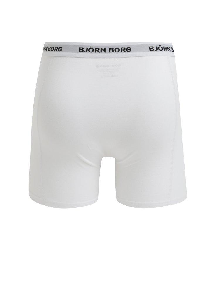 Set de 5 perechi  de boxeri multicolor - Björn Borg