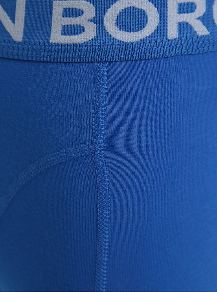Set de 2 perechi de boxeri  bleumarin & albastru - Björn Borg