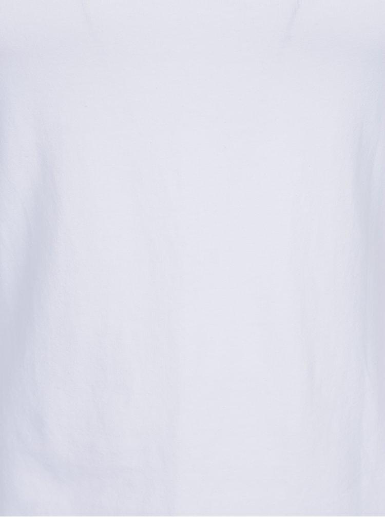 Sada dvou bílých triček pod košili Björn Borg