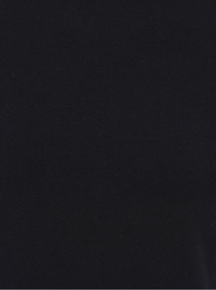 Sada dvou černých basic triček pod košili Björn Borg