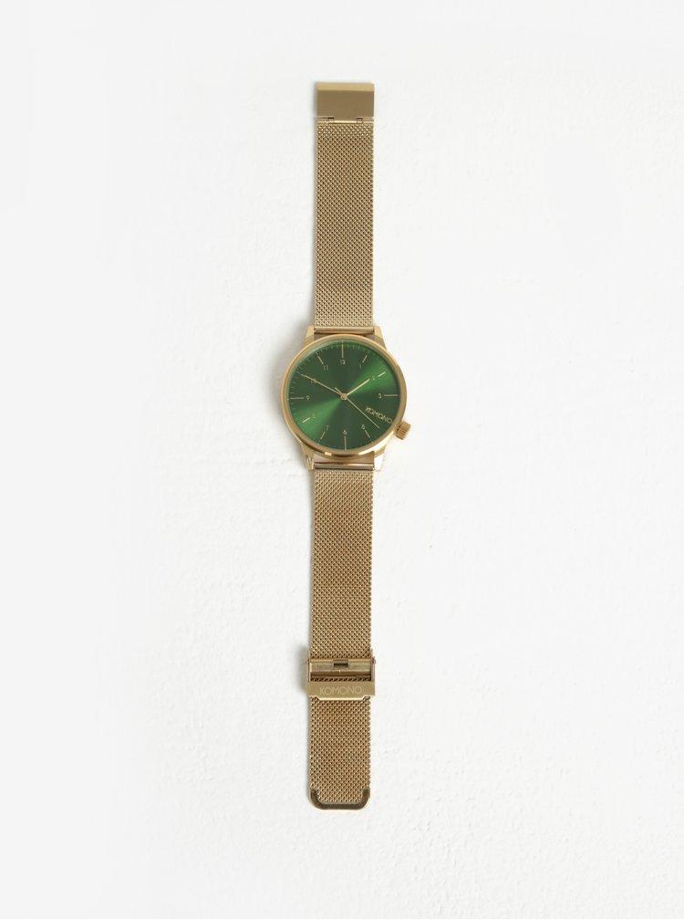 Ceas unisex auriu - Komono Winston Royale