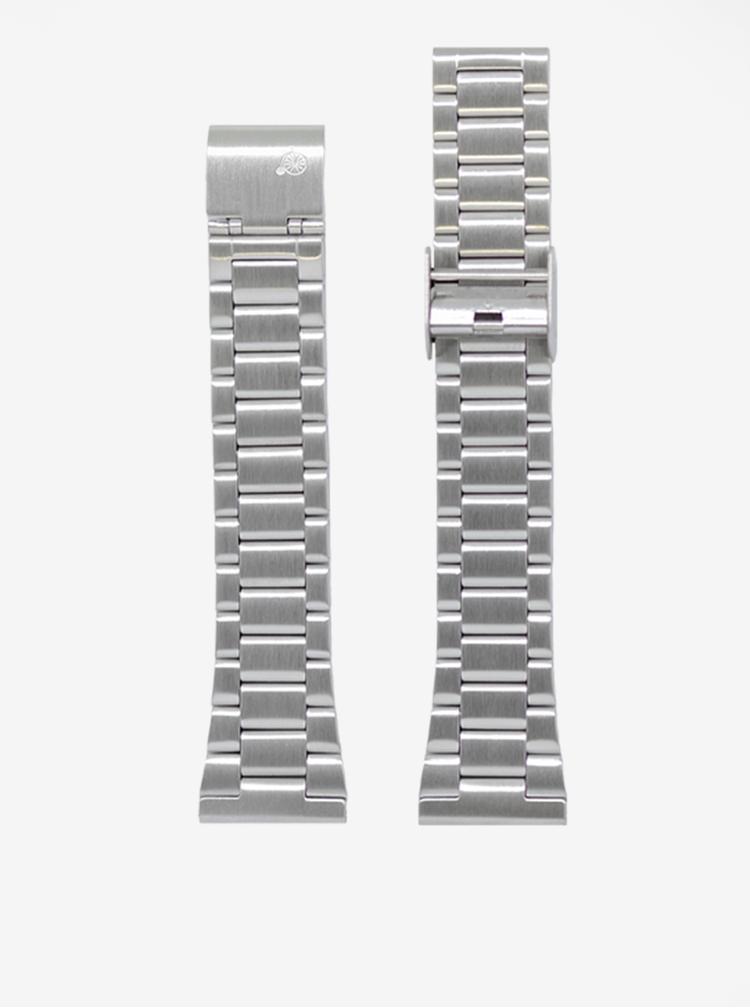 Hodinky s nerezovým páskem ve stříbrné barvě LARSEN & ERIKSEN
