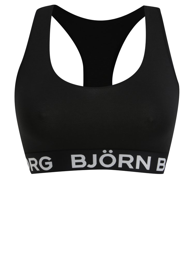 Černá podprsenka Björn Borg