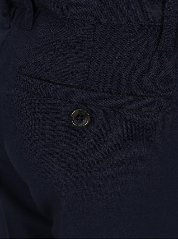 Tmavě modré klučičí kalhoty name it Mingemann