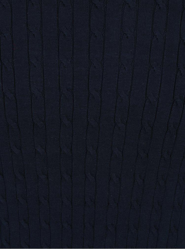 Tmavě modrý svetr Selected Homme Clayton