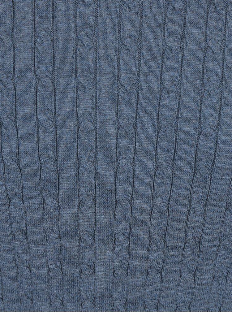 Modrý svetr Selected Homme Clayton