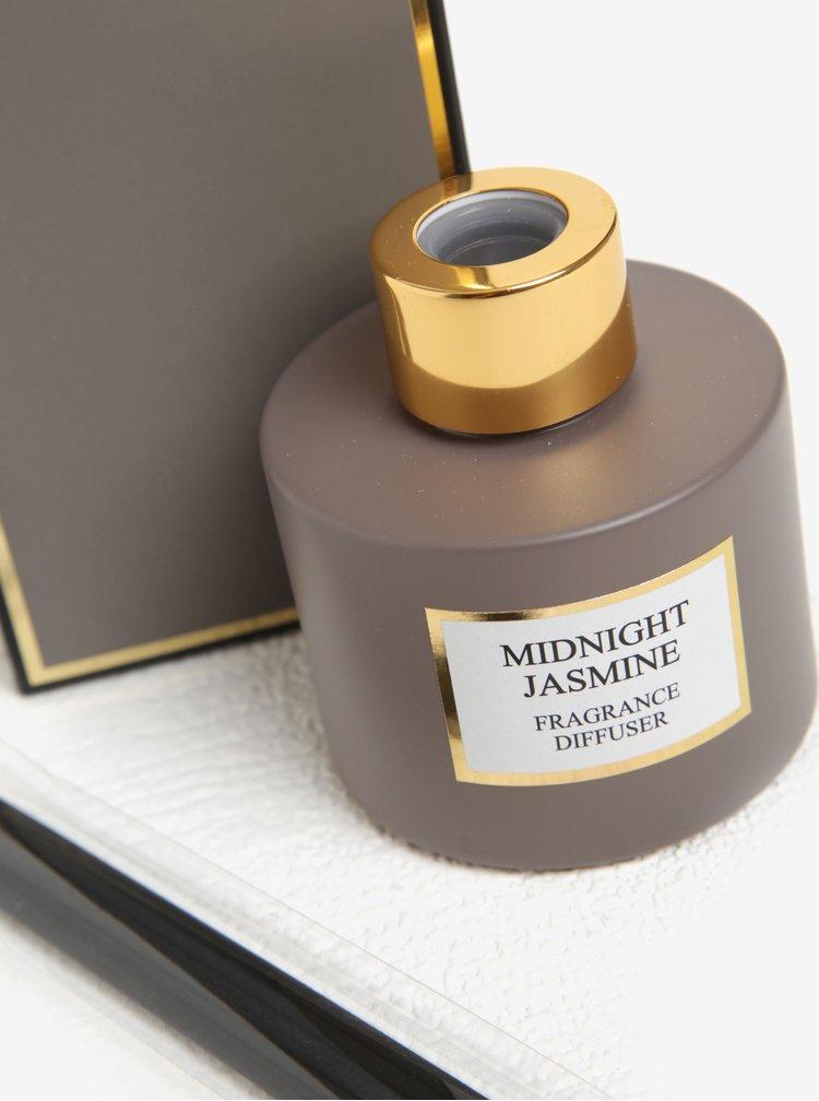 Difuzor maro de aromaterapie cu betisoare - Kaemingk Midnight Jasmine